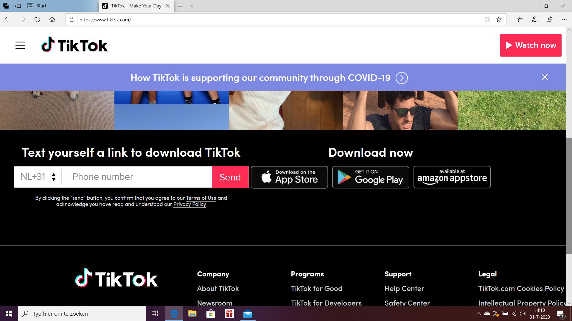 Wat is TikTok